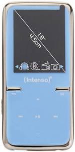 Mp3/Mp4 lejátszó, 8GB Micro SD kártyával, Intenso Intenso