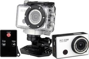 Vízálló HD-s Akciókamera, sportkamera WiFi-vel, Denver Action Cam AC-5000W Denver