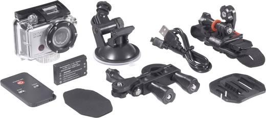 Vízálló HD-s Akciókamera, sportkamera WiFi-vel, Denver Action Cam AC-5000W