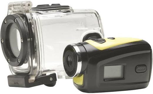 Vízálló HD Ready Sportkamera, akciókamera Denver AC-1300