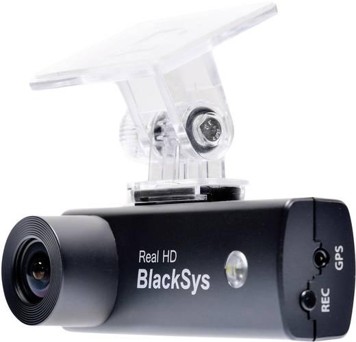 Autós kamera GPS-szel 120° 12/24V, BlackSys BH-300