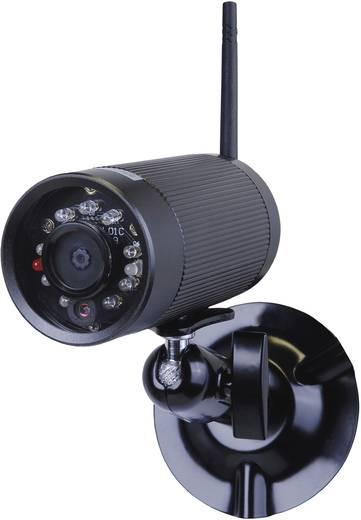 Vezeték nélküli biztonsági kültéri kamera, Smartwares CS83DVR
