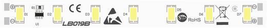 LED modul, fehér, 3,12 W 324 lm 120 ° 24 V, Barthelme 50751033