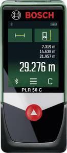 Lézeres távolságmérő, bluetooth funkcióval max. 50 m-ig Bosch Home and Garden PLR 50 C Bosch Home and Garden