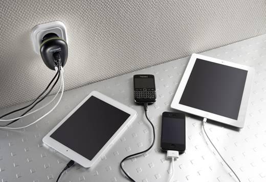 Hálózati USB töltő adapter (max.) 2500mA Voltcraft SPS-2400/4
