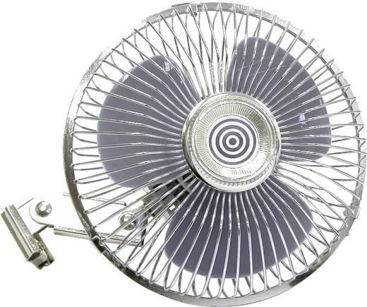 Autós ventilátor fém ráccsal, 12 V HP Autozubehör