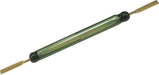 Reed kontaktus 1 záró 250 V/DCAC 1,5 A 250 W, üvegcső hossz: 52 mm Comus GC 1526(8090)