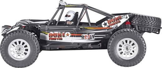 Reely Dune Fighter Brushless 1:10 RC modellautó Elektro Buggy 4WD RtR 2,4 GHz