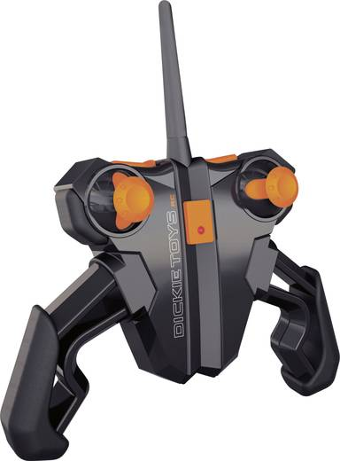 Dickie Toys Távirányítós RC Monster modellautó 1:16 2WD 2,4 GHz Red Titan