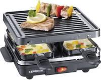 Raclette sütő, raclette grill 4 sütő serpenyővel Severin RG 2686 Severin