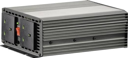 Szivargyújtós inverter, USB-vel Angol aljzattal 24 V/DC 21 - 30 V/DC 700W VOLTCRAFT MSW 700-24-UK