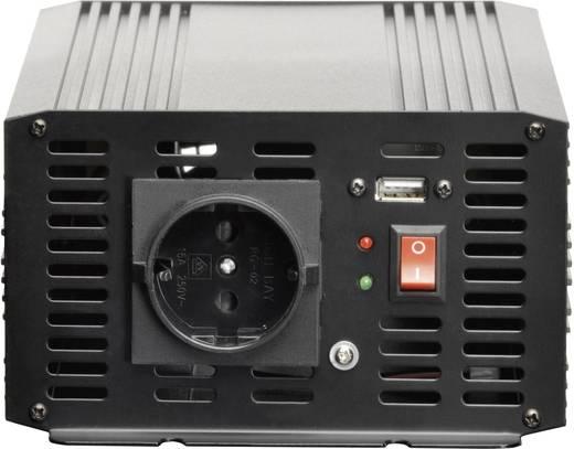 Inverter VOLTCRAFT MSW 2000-24-G USB 2000 W 24 V/DC 22.8 - 28.8 V csavaros csipeszek