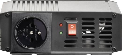 Szivargyújtós szinuszos inverter, USB-vel Francia aljzattal 24 V/DC 21 - 30 V/DC 300W VOLTCRAFT PSW 300-24-F