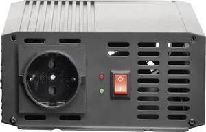 Inverter, feszültségátalakító, USB-vel,  szinuszos, 12V/230V, 1000W, Voltcraft VOLTCRAFT