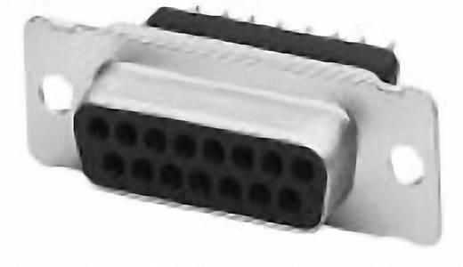 D-SUB hüvelyes kapocsléc 180 °, pólus 9 Nyákos TE Connectivity AMPLIMITE HD-20 5745183-1