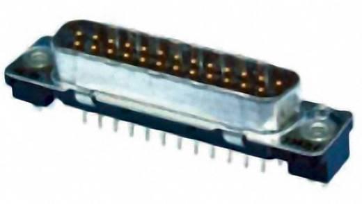 D-SUB csatlakozó 180 °, pólusszám: 9 Nyákos TE Connectivity AMPLIMITE HD-20 5747871-8