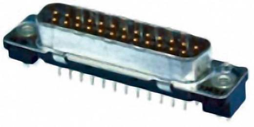 D-SUB csatlakozó 180 °, pólusszám: 9 Nyákos TE Connectivity AMPLIMITE HD-20 2-5748003-0