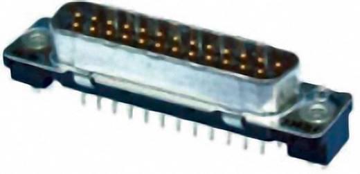 D-SUB tűs kapocsléc 180 °, pólusszám: 9 Nyákos TE Connectivity AMPLIMITE HD-20
