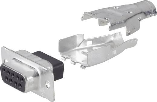 D-SUB tűs kapocsléc 180 °, 9 pólusú, TE Connectivity AMPLIMITE HD-20 (HDP-20)