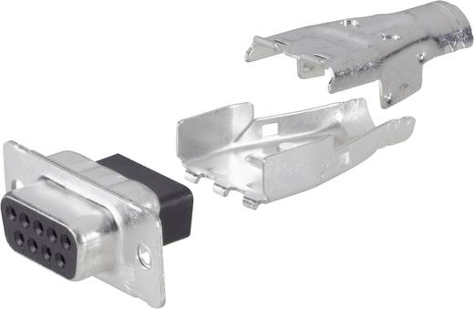 D-SUB tűs kapocsléc 180 °, árnyékolással, pólus: 15 TE Connectivity AMPLIMITE HD-20 (HDP-20)