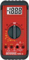 Digitális multiméter, mérőműszer 20A AC/DC Benning MM2 Benning