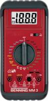 Digitális multiméter, mérőműszer 20A AC/DC Benning MM3 Benning