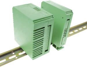Kalapsín műszerdoboz 90 x 82 x 22.5, poliamid, zöld Axxatronic CVB225/KIT Axxatronic