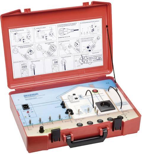 Szemléltető hordtáska VDE 0100 vizsgáló készülékhez, Benning DB 2, 044133