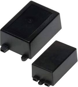Axxatronic RX 400-011 Moduláris műszerdobozok 65 x 38 x 22 ABS Fekete 1 db Axxatronic