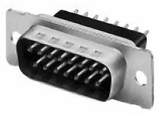 D-SUB tűs kapocsléc 180 °, pólusszám: 9 TE Connectivity AMPLIMITE HD-20 5745182-2