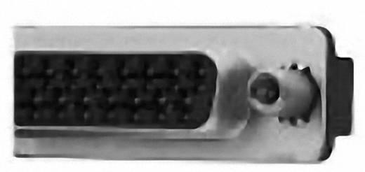 D-SUB hüvelyes kapocsléc 180 °, pólusszám: 9, nyákos, TE Connectivity AMPLIMITE HD-20