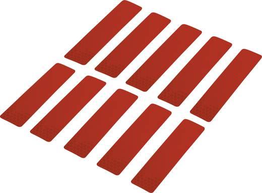 Ragasztócsík Tru Components RTS Piros (H x Sz) 100 mm x 25 mm Tartalom: 10 db