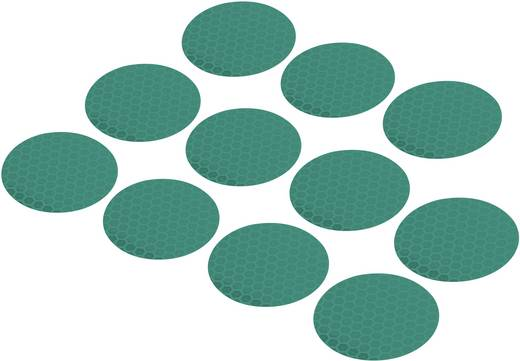 Ragasztó pontok Conrad Components RTS Zöld Tartalom: 11 db