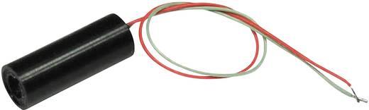 Pont lézermodul, piros, 1 mW Picotronic DI650-1-3(8x21)90