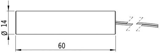 Vonal lézermodul, zöld 3 mW Picotronic LD532-3-3(14x60)