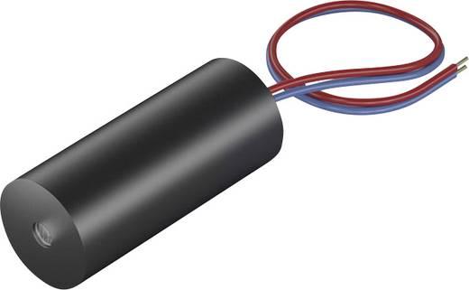 Pont lézermodul, piros, 0.4 mW Picotronic DI635-0,4-5(8x21)-AP