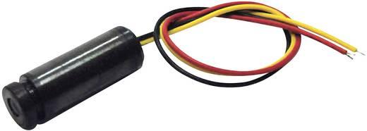 Pont lézermodul, piros, 1 mW Picotronic MD650-1-5(12x34)
