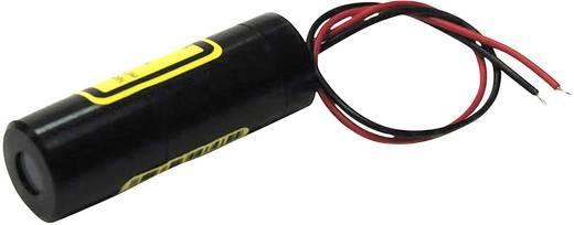Vonal lézermodul, piros, 16 mW Picotronic MLH650-16-5(16x45)