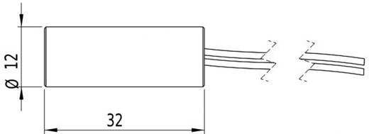 Vonal lézermodul, piros, 5 mW Picotronic LH635-5-3(12x32)39DEG
