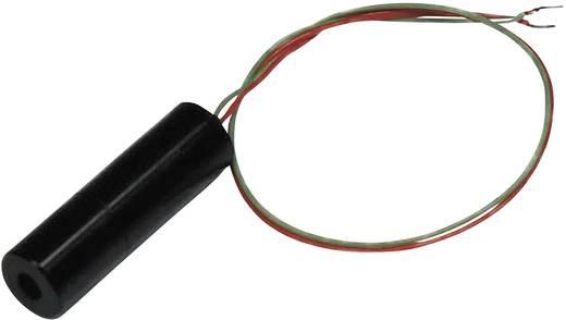 Vonal lézermodul, piros, 5 mW Picotronic LI635-5-3(8x26)-F250