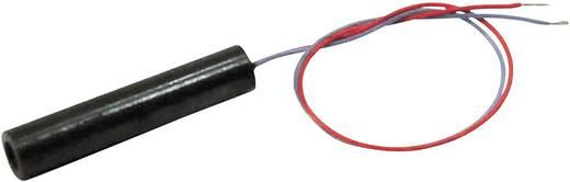 Vonal lézermodul, piros, 1 mW Picotronic LC650-1-3(6x30)-F100