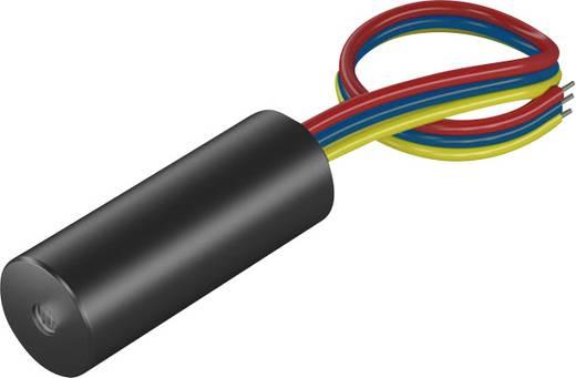 Pont lézermodul, piros, 1 mW Picotronic MI650-1-5(8x21)-F70