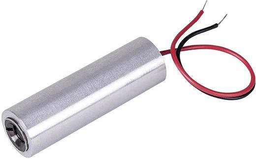 Pont lézermodul, piros, 1 mW Picotronic DB650-1-3-FA(14x45)-AP