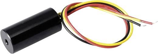 Pont lézermodul, piros, 0.9 mW Picotronic MDD650-0.9-5(14x30)