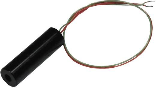 Vonal lézermodul, piros, 1 mW Picotronic LI650-1-3(8x26)