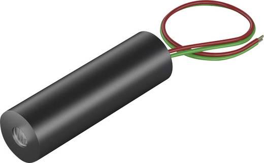 Vonal lézermodul, piros, 1 mW Picotronic LI650-1-3(8x26)-F250-C500