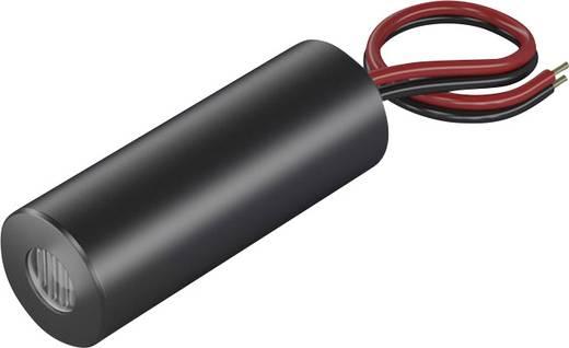 Vonal lézermodul, piros, 5 mW Picotronic LE650-5-5(12x32)10DEG