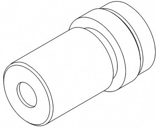 Pont lézermodul, piros, 1 mW Picotronic DGI650-1-5(7x14)-F35-C125