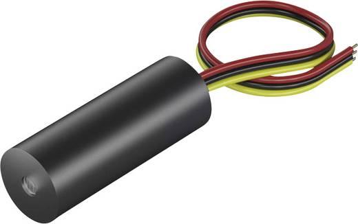 Pont lézermodul, piros, 0.3 mW Picotronic DI650-0.3-5(8x21)-F100