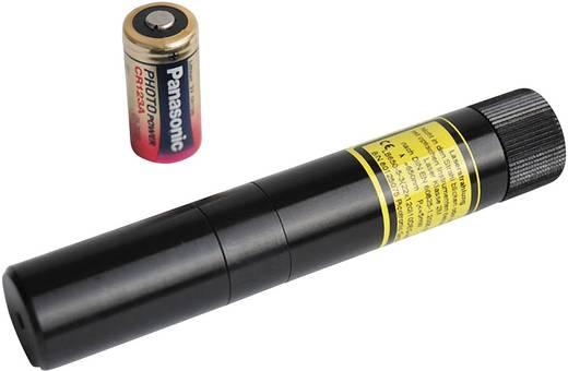 Vonal lézermodul, piros, 5 mW Picotronic LB650-5-3(22x120)10DEG-AP